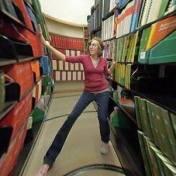 library sqeeze
