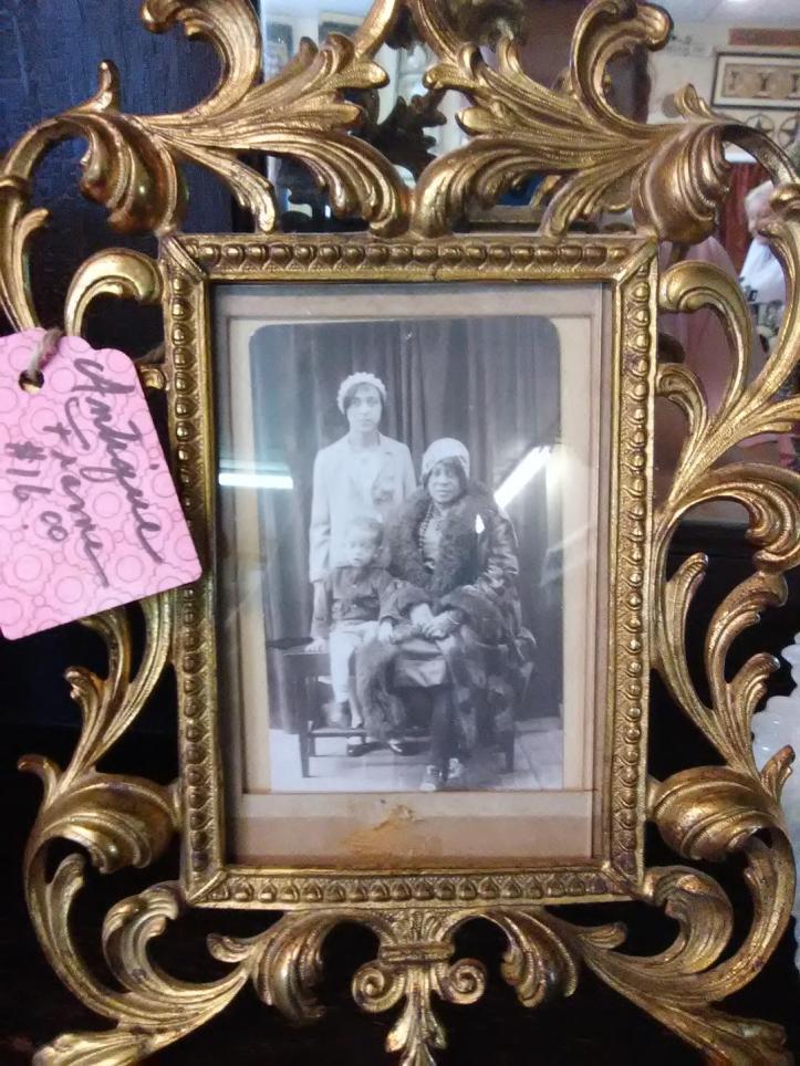 1800s family