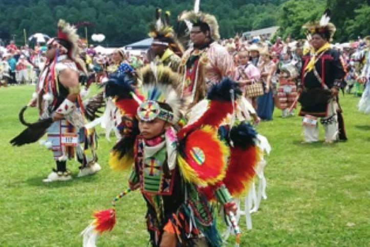 Cherokee-Reservation