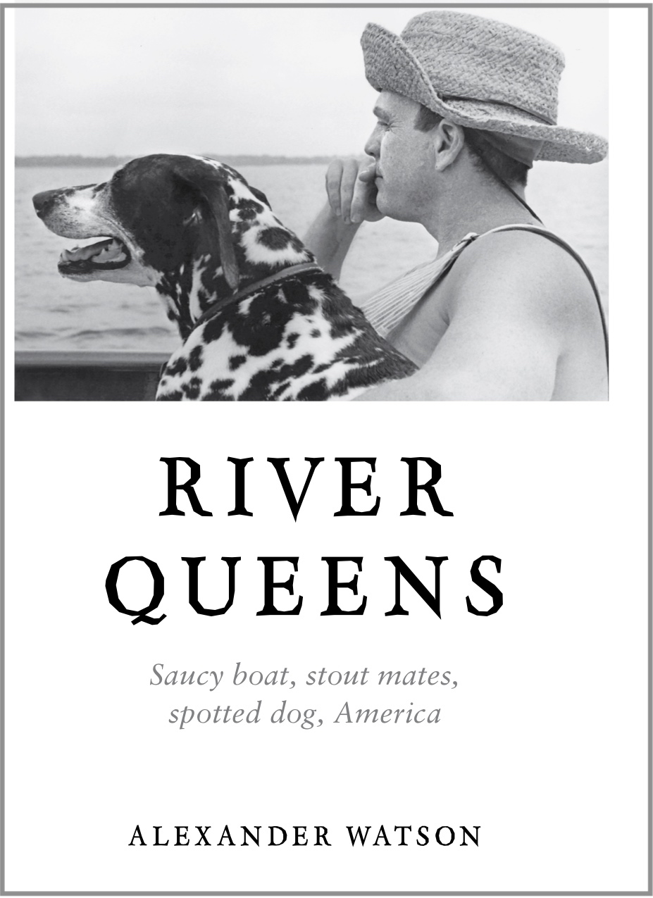 river queens book